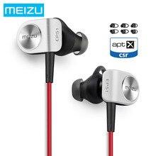 Meizu EP51 спортивные наушники для бега Беспроводная bluetooth-гарнитура внутриканальная водостойкая aptX с микрофоном наушники для apple meizu Xiaomi