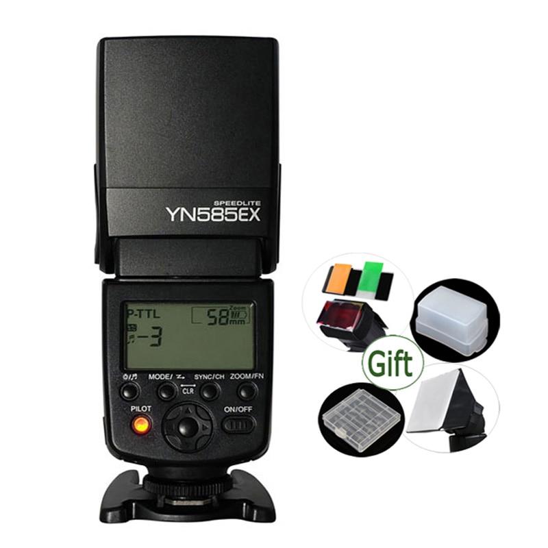 YONGNUO P TLL Speedlite YN585EX GN58 TTL Wireless Flash Light for Dslr Pentax AF 360FGZ AF540FGZ