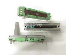 20 шт./лот Тайвань 4.5 см двойной вал длина B50K * 2 potenometer 20 мм смеситель фейдер