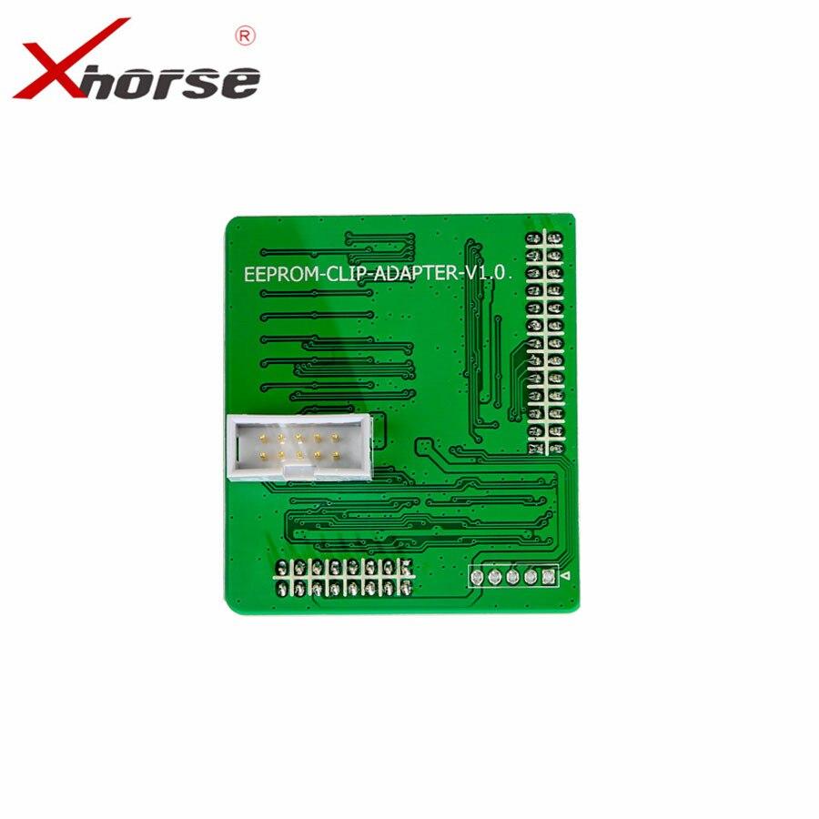 Xhorse EEPROM Клип адаптер работая вместе с VVDI PROG адаптер