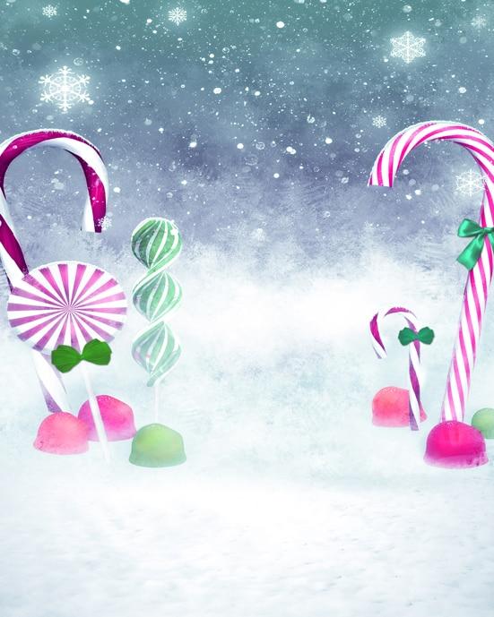Christmas Candyland Backdrop.Christmas Candy Background Woestenhoeve