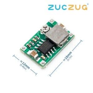 Mini360 мини-360 DC-DC HM понижающий преобразователь понижающий модуль питания 4, 75-23 в до 1-17 в 340 кГц ультра-маленький