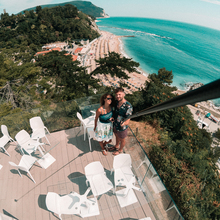 TELESIN 106 Selfie Stick for GoPro Hero 7 6 5 4 3 Session for Xiaomi YI
