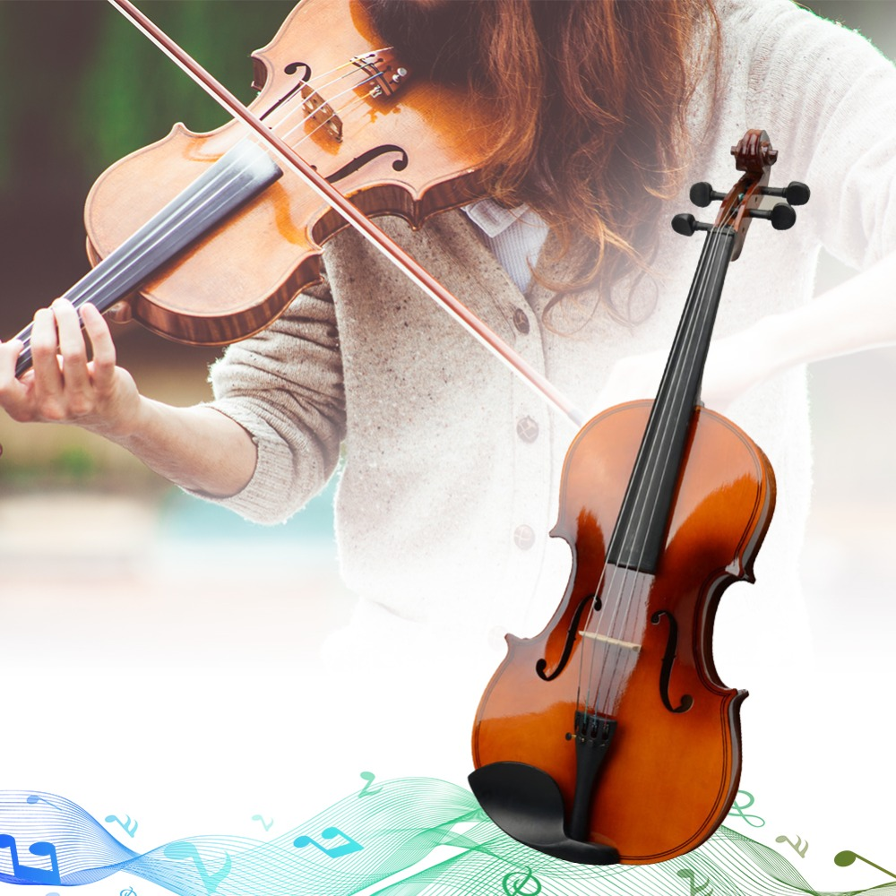 16 inch Acoustic Retro Color Viola Set with Carrying Case Bow Rosin Kits Viola + Bow + Rosin + Case 2019 New Dropshipping16 inch Acoustic Retro Color Viola Set with Carrying Case Bow Rosin Kits Viola + Bow + Rosin + Case 2019 New Dropshipping