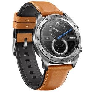 Image 4 - Смарт часы HUAWEI Honor Watch Magic Honor watch dream, оригинальные Смарт часы с поддержкой NFC, GPS, пульсометром, Android 4,4, iOS 9,0
