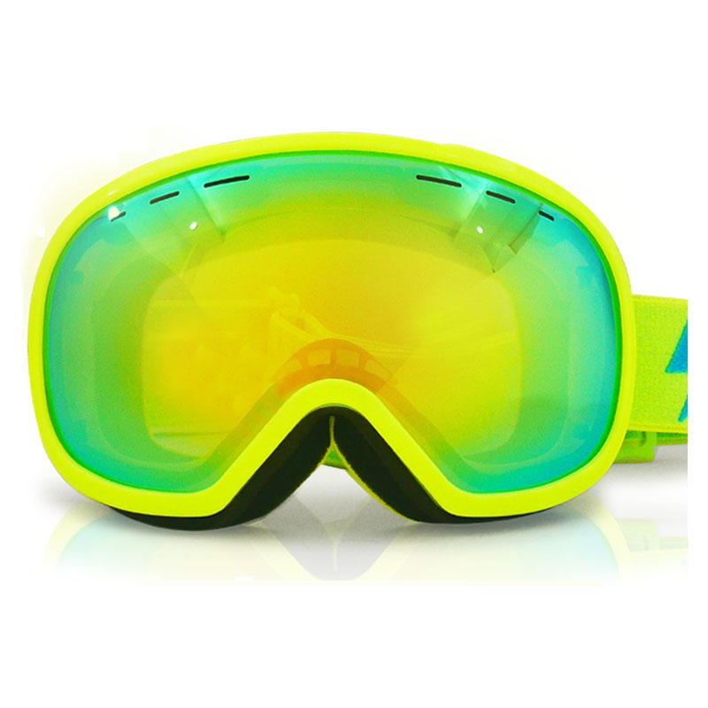 Free Shipping LY-100 Professional Ski Goggles Double Lens UV400 Men Women Snow Eyewear Anti-fog Snowboard Glasses For Skiing H02 topeak outdoor sports cycling photochromic sun glasses bicycle sunglasses mtb nxt lenses glasses eyewear goggles 3 colors