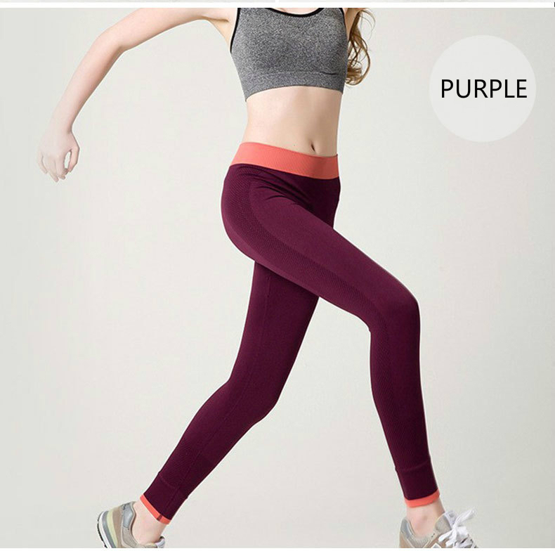 f6763c82ffd1d 2019 Women'S Tight Yoga Pants Breathable Outdoor Exercise Pants ...
