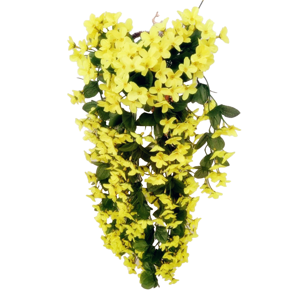 Detail Feedback Questions About 4petals Artificial Flower Hanging