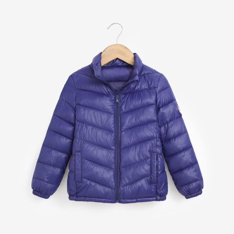 2-8Y Baby Boys Girls Hooded Coat Kids Winter Warm Down Jacket Coats 8 Colors Zipper Solid Color Outerwear Clothes Coats children winter coats jacket baby boys warm outerwear thickening outdoors kids snow proof coat parkas cotton padded clothes