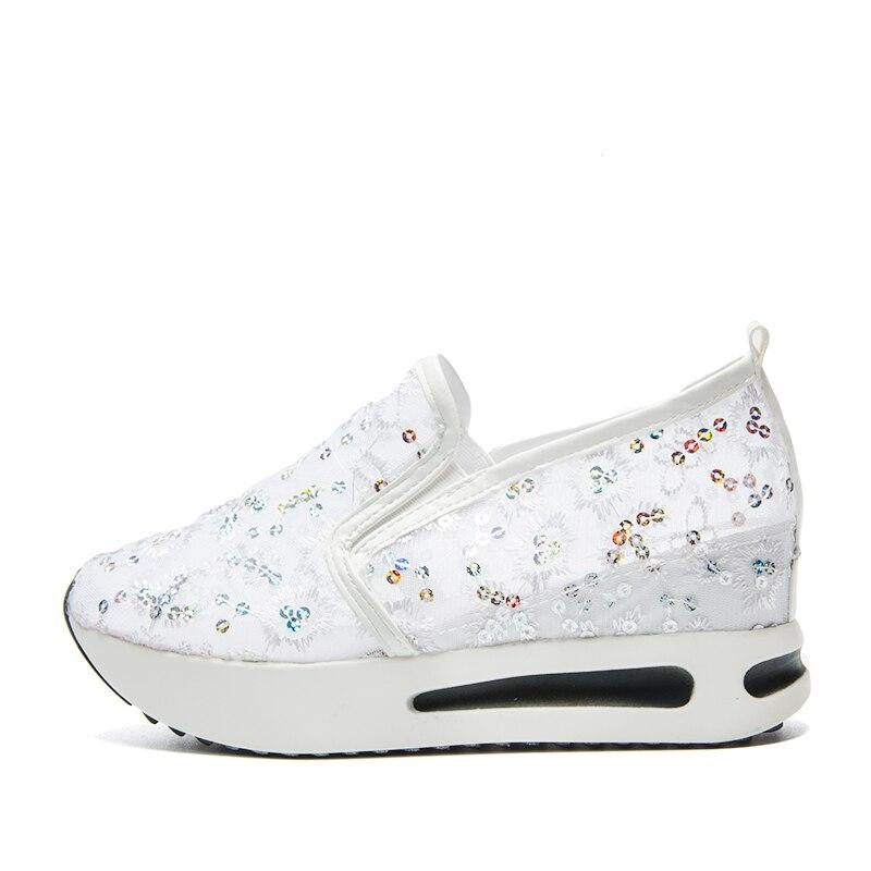 9529c7ce Sandalias de las mujeres de ropa Casual de lona cuña sandalias de verano  correa de tobillo de tacón de plataforma Alpargatas Zapatos de Mujer Zapatos