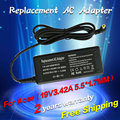 19V 3.42A 5.5*1.7MM 65w For Acer Aspire 5315 5630 5735 5920 5535 5738 6920 7520 SADP-65KB Pa-1650-02 1690 Laptop Charger Adapter