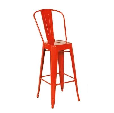 High Back Bar Chairs Outdoor Bar Stools Metal Bar Chairs Chair Highchair  Continental KTV
