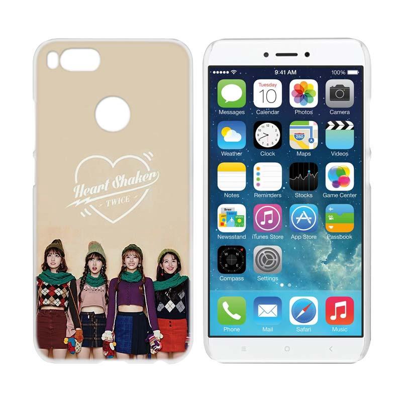 Sheli Twice Mina Momo Kpop Transparent Hard phone case for Xiaomi 5X A1  redmi note 4x 5A 5 pro redmi 4a 4x 5a 5plus 6a 6pro