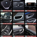 Для BMW Новинка 3 серии 2013-16 GT 316 320 модификация интерьера руль блестки центральный контроль декоративная рамка выпускного отверстия