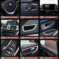 ل BMW جديد 3 سلسلة 2013-16 GT 316 320 الداخلية تعديل عجلة القيادة الترتر منفذ التحكم المركزي إطار الزخرفية