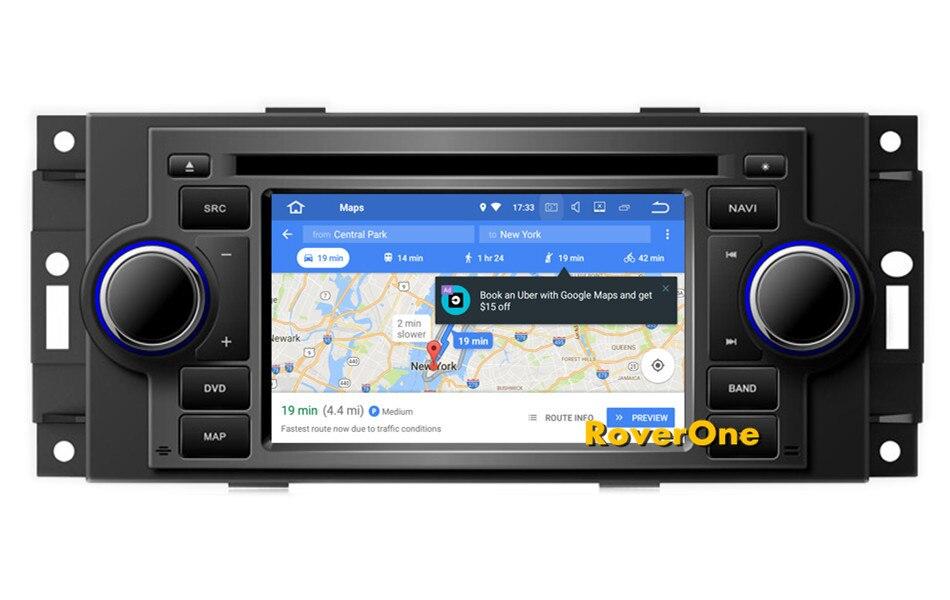 S200 Android 8,0 Автомобильный мультимедийный плеер для Dodge Калибр Caravan Зарядное устройство Dakota Durango Intrepid Magnum Neon Оперативная память Stratus Viper