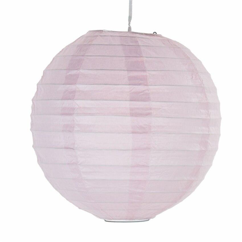 Lampadario Carta Cinese.Us 4 99 6 15 Centimetri 5 Pcs Luce Rosa Lanterna Di Carta Cinese Lampada Rotonda Decorazione Di Festival Lampion Decorazione Di Cerimonia