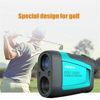 Mileseey PF210 Golf Laser Rangefinder Telescope Laser Rangefinder 600m Laser Distance Meter 6X Monocular Golf hunting