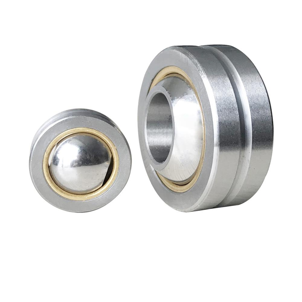 Rod End Ball Bearing With Stud M6x1mm Carbon Steel Left Hand 2pcs CS10