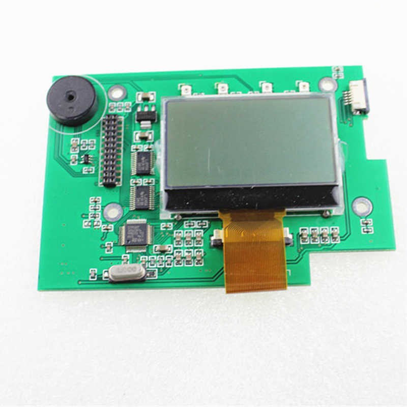 Mobil Truk Alat Port lcd Papan Dukungan SD Connect C4 Multiplexer Alat Diagnostik MB Bintang C4 SD Connect Compact4 LCD Papan PCB