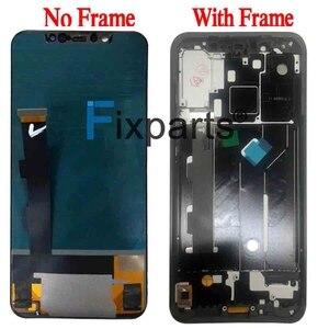 Image 2 - Lcd Display Voor Xiaomi Mi 8 Mi8 Lcd scherm 6.21 Tft Voor Xiaomi Mi 8 Lcd Touch Screen Digitizer lcd Assembly Scherm Getest
