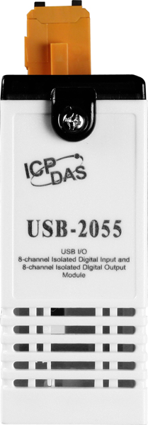 USB-2055 8 Channel Isolated Digital Input And 8 Channel Isolated Digital Output Module