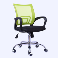 Office Chair Netting Household Staff Rotary Lifting Simple Bow Back Computer Gaming Furniture Chairs