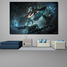 World Of Warcraftes All Are Fortified Canvas Painting Prints Living Room Home Decor Modern Wall Art Painting Posters Pictures HD