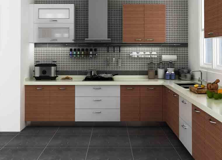 Modular Kenya Project Simple L Shaped Small Kitchen Designs Op14