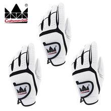 3 шт/упаковка мужские перчатки для гольфа
