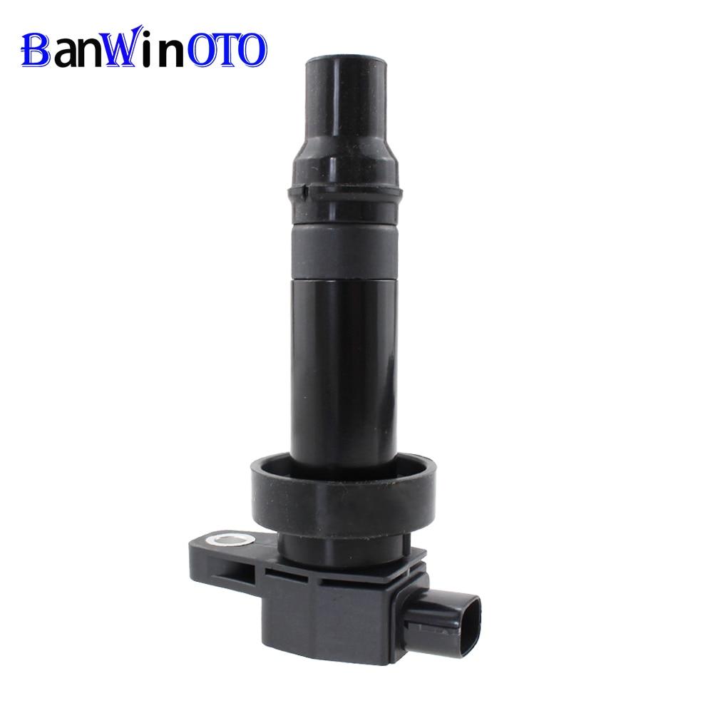 Ignition Systems Genuine Ignition Coil 2730126640 for Hyundai Accent 06-10 Kia Rio 06-11 Coils, Modules & Pick-Ups