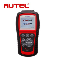Autel MaxiService VAG505 Diagnostic Tool OBDII Code Reader & Clean VAG 505 Free Online Update