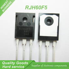10PCS free shipping 100% new original IFINEON IGBT RJH60F5 electric welding machine for single TO-247 80A600V NEW