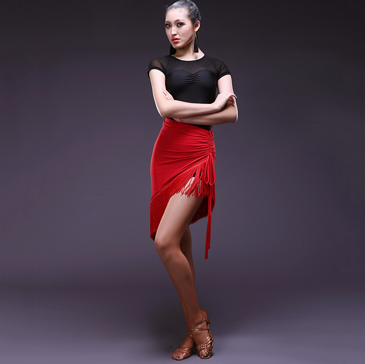 Latin dance costume (4)