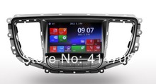 Automobile Dvd Gps for Buick GL8 + steering wheel management+ phonebook+bluetooth music+ipod+ map