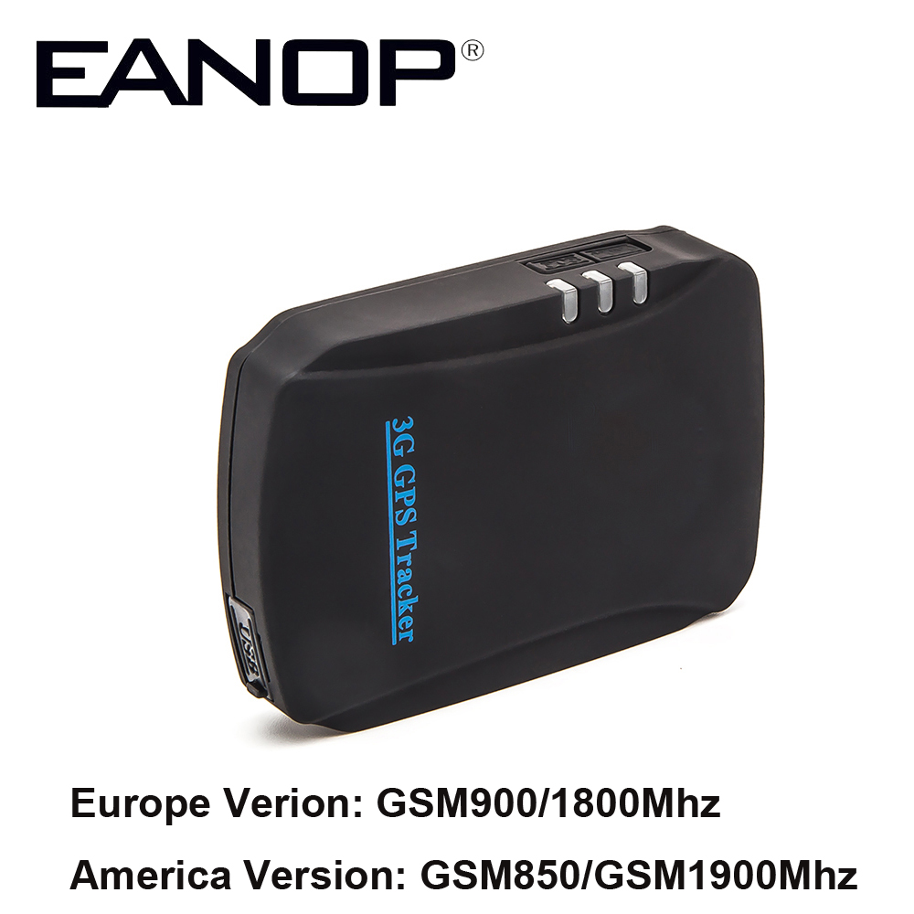 EANOP Vehicle GPS Tracker GPRS Real-Time 3G 4G GSM 850/900/1800/1900MHZ GPS Trackers Security Alarm System Monitor gprs real time fingerprint access guard tour system