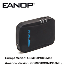 EANOP Vehicle GPS Tracker GPRS Real-Time 3G 4G GSM 850/900/1800/1900MHZ GPS Trackers Security Alarm System Monitor