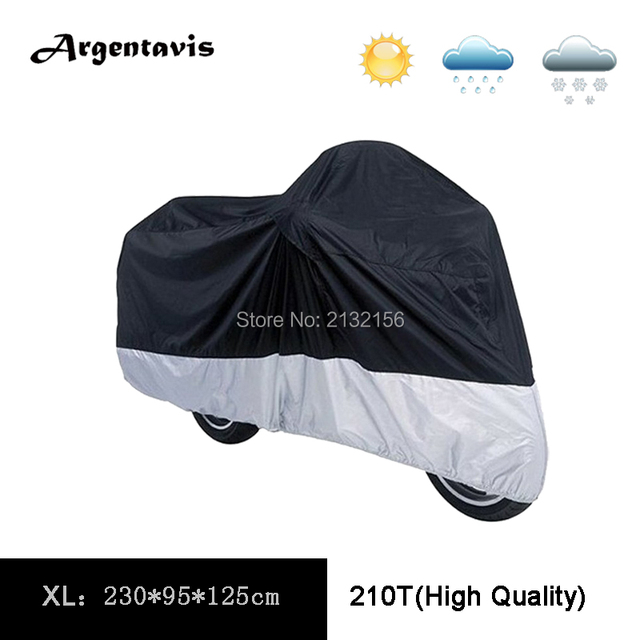 XL Motorcycle  Scooter Covers Waterproof Rain UV protection Dustproof Covering clothing motorcycle Accessories Parts