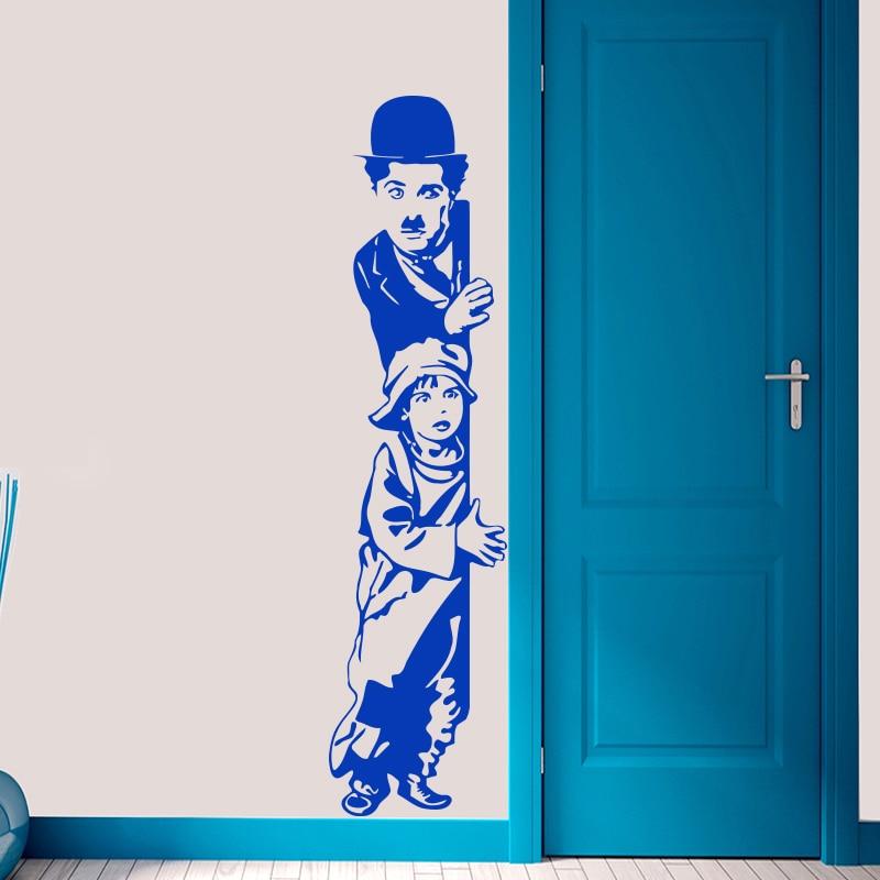 Dekori i artit kapelat për ngjitjen e mureve të fëmijëve Vinyl - Dekor në shtëpi - Foto 3