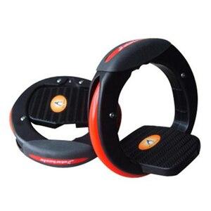 Adult Child Orbit Drift Board Split Track Roller Skate Shoe Step Skateboard Ultimate Hot Whirlwind Wheels Patines En Linea IA107(China)