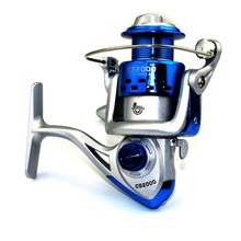1pc New Hot-Sale Metal Sale Pre-loading Spinning Wheel Fishing Supplies