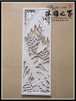Dongyang holz MDF kreativen hohlen geschnitzt partition Europäischen stil dekoration decke wand TV hintergrund Xuan