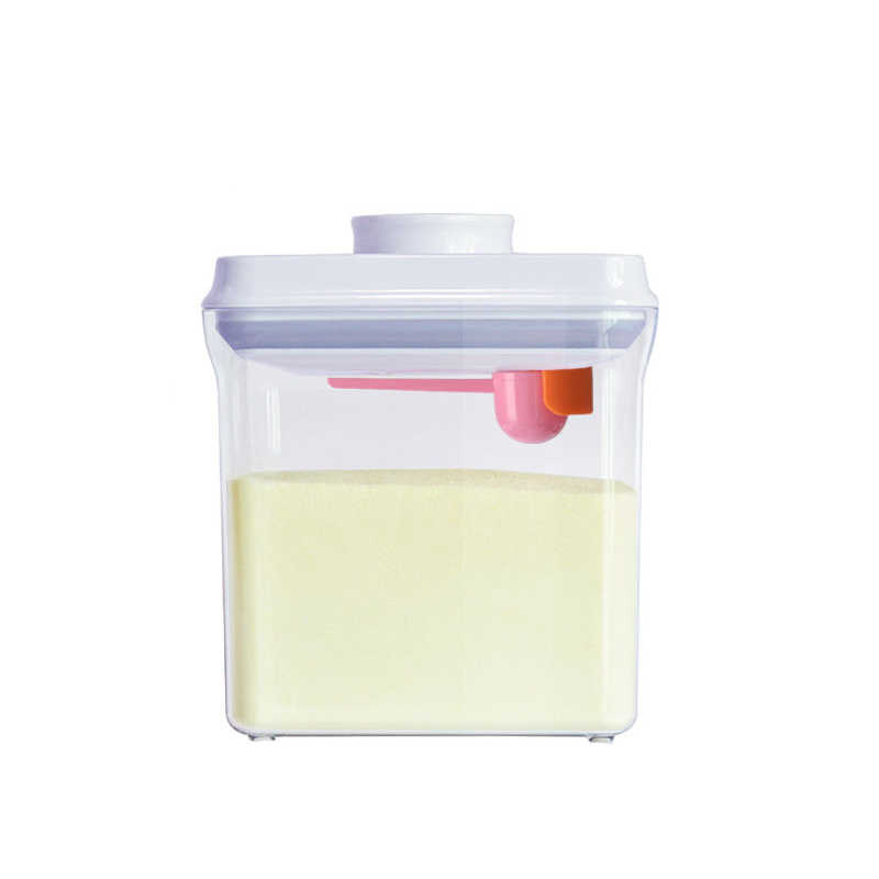 Baby Milk Powder Box Child Food Storage BPA Free Container Infants Leak Proof Portable Pot Toddler Large Seal Dinnerware MY0028
