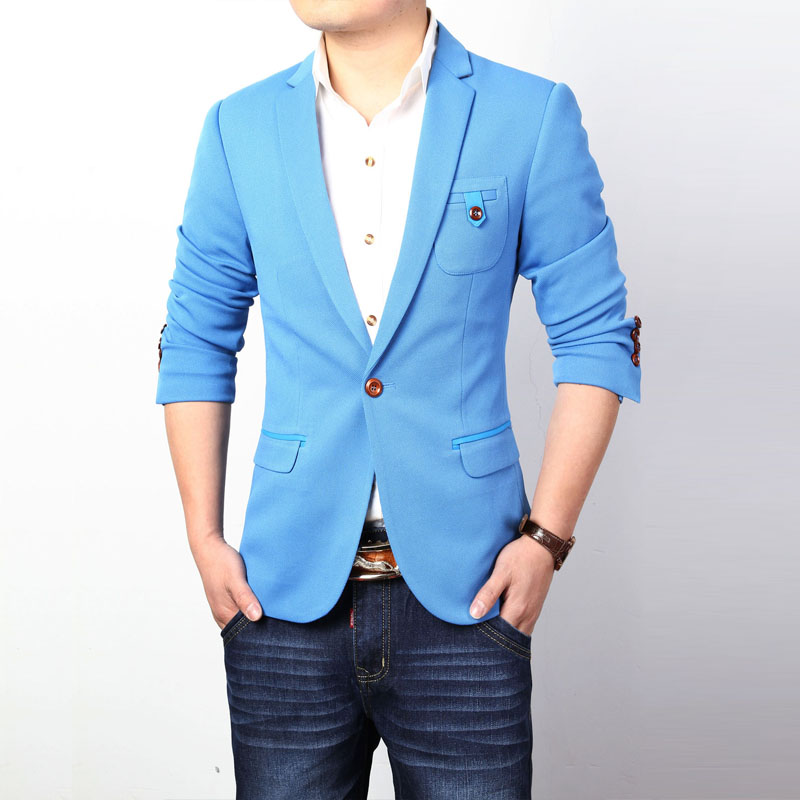 Wholesale cheap gender -hee grand men's casual blazers hot sale leisure suit fashion slim fitted blazers single breasted costume homme size m-3xl mwx from Chinese men's suits & blazers supplier - xx on housraeg.gq