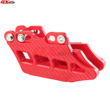 Motorcycle Chain Guide Block chain Guard Protector For CRF250R 10-13 CRF450R 09-12 Dirt Bike MX Motocross Free shipping