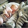 60 cm Moda Lindo Bebé Elefante de Peluche Regalo de la Muñeca Muñecas Juguetes de Peluche de Elefante Niños Almohada Para Dormir