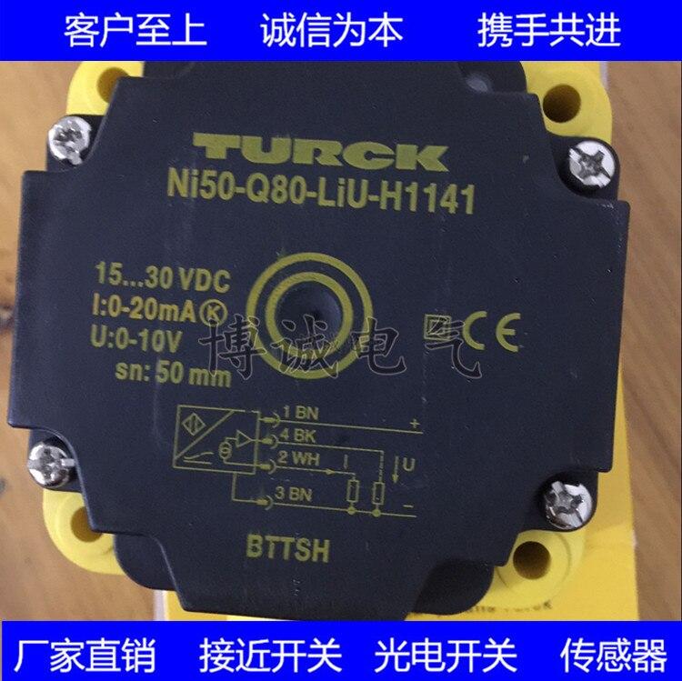 New High Quality Analog Sensor NI50-Q80-LIU-H1141 Quality Assurance Year-roundNew High Quality Analog Sensor NI50-Q80-LIU-H1141 Quality Assurance Year-round