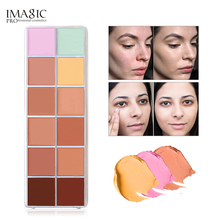 IMAGIC Concealer Foundation Brightener 12 Colors Face Contou