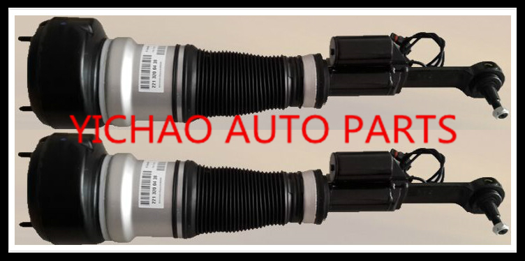 pair Front  Air Shock / Strut for Mercedes S-Class W221, CL-Class C216 Air suspension 2213200438 2203200538 4maticpair Front  Air Shock / Strut for Mercedes S-Class W221, CL-Class C216 Air suspension 2213200438 2203200538 4matic