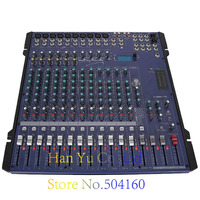 16DSP Mixer with Digital Amplifier Integrated Professional Audio Equipment Support Bluetooth Wifi Mixer